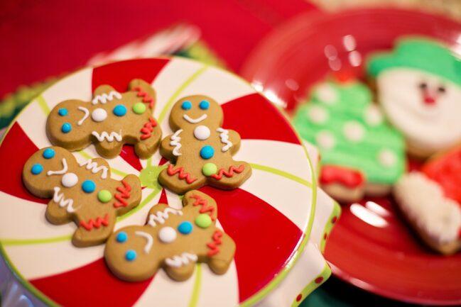 biscotti di natale gingerbread