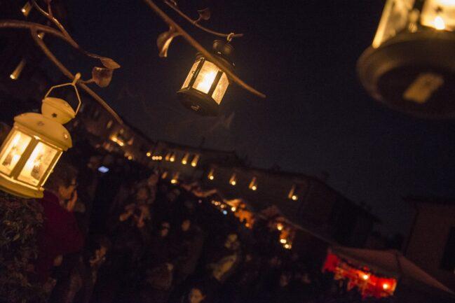 mercatino natale candelara