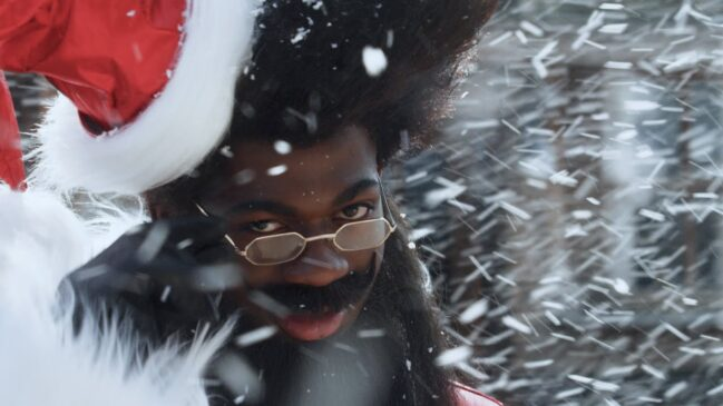 lil nas x holiday trailer