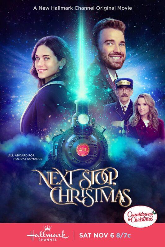 next stop christmas locandina